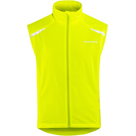 Endura Gilet Hummvee Jacket Men, neon yellow